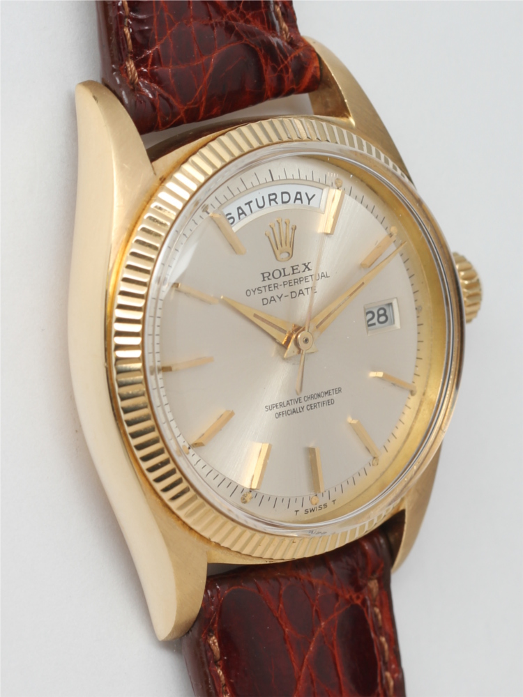 Rolex 18K YG Day Date ref 1803 circa 1960