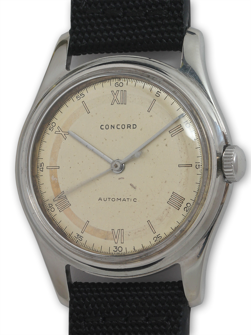 Concord SS Automatic circa 1950's