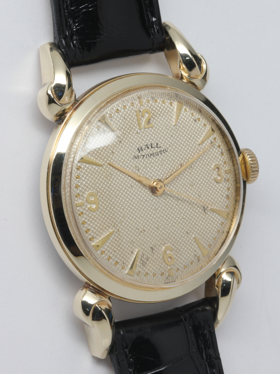 Ball 14K YG Automatic circa 1950's