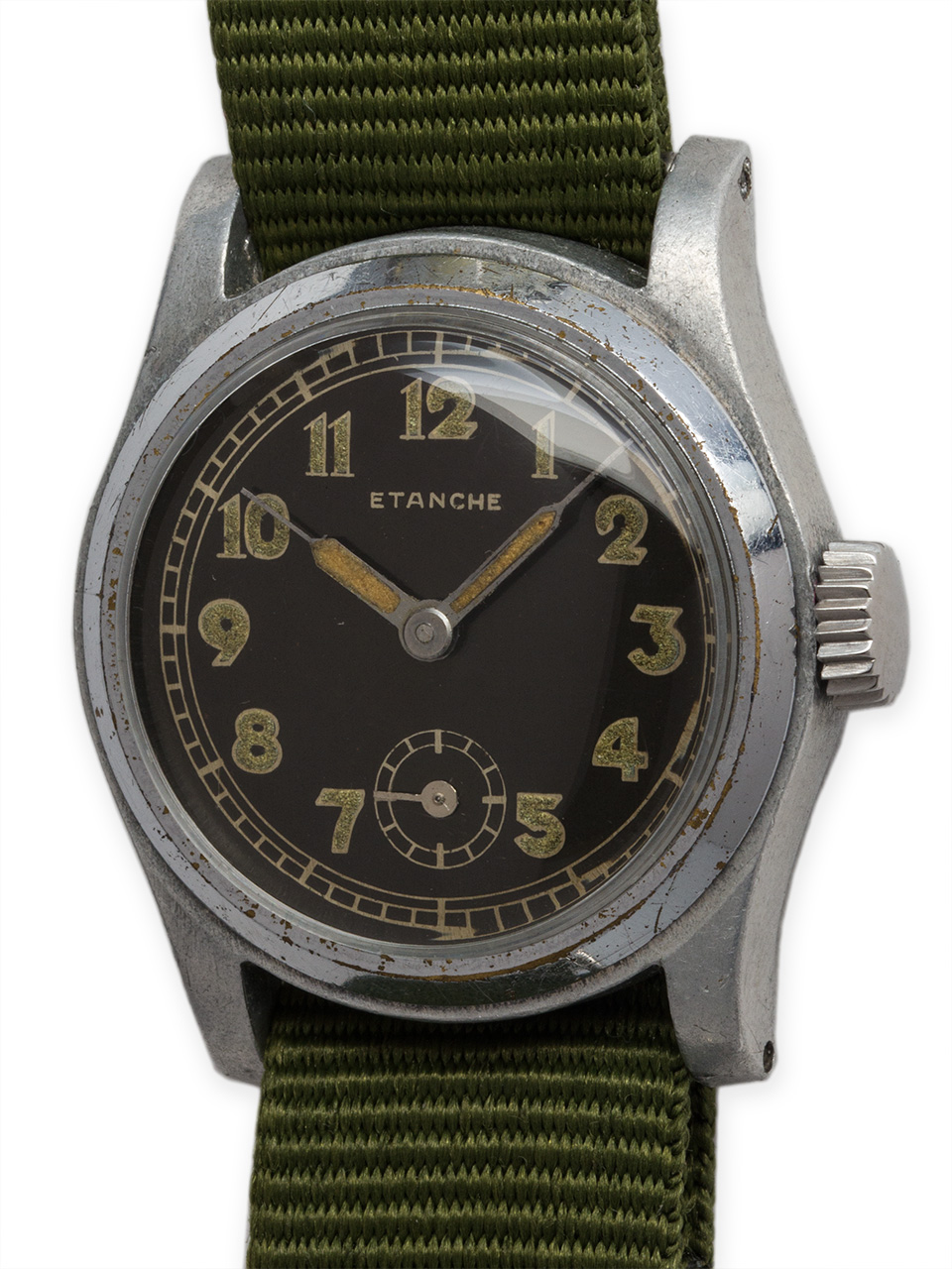 Etanche Swiss Military WWII