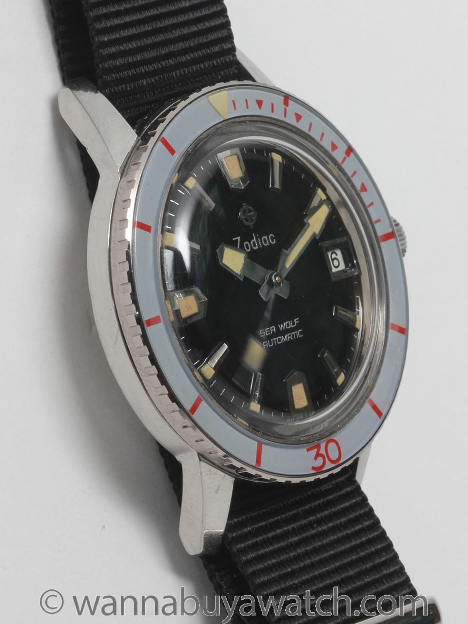 Zodiac SS Seawolf circa 1960's