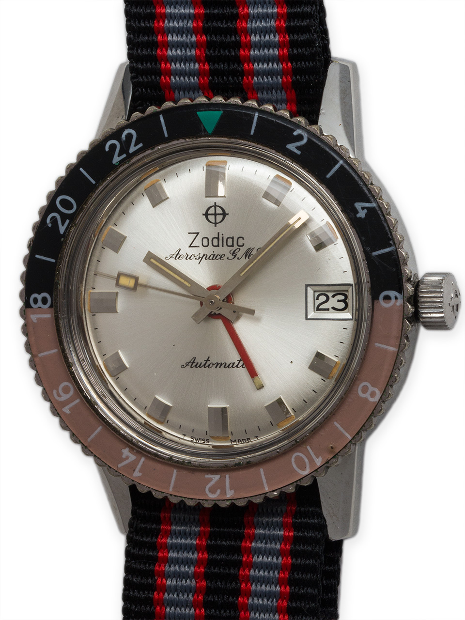 Zodiac SS Aerospace GMT circa 1960's