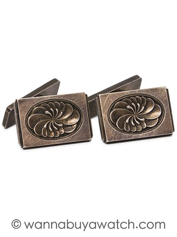 George Jensen Sterling Cufflinks