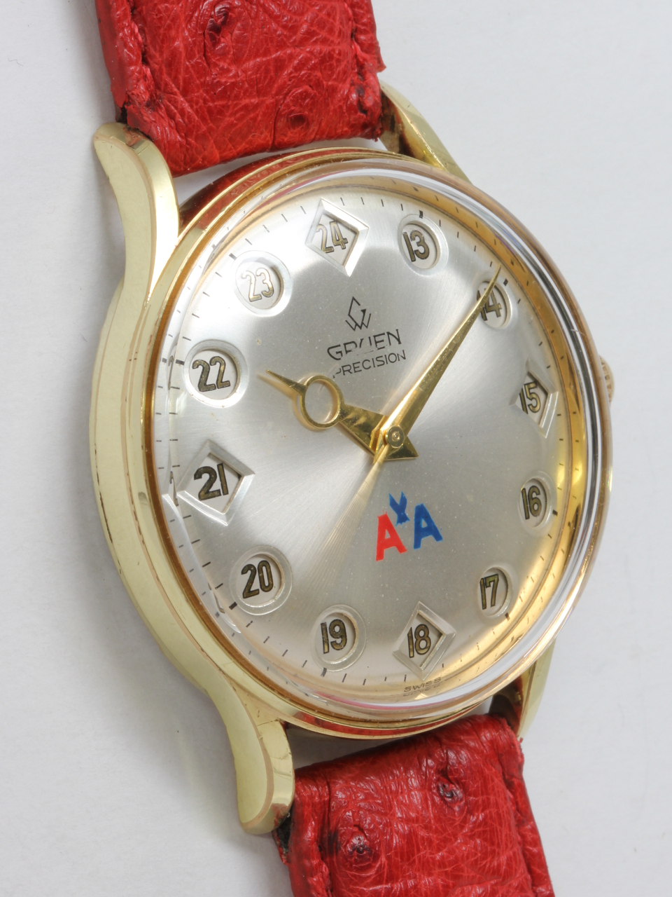 Gruen Airman American Airlines Logo circa 1960's