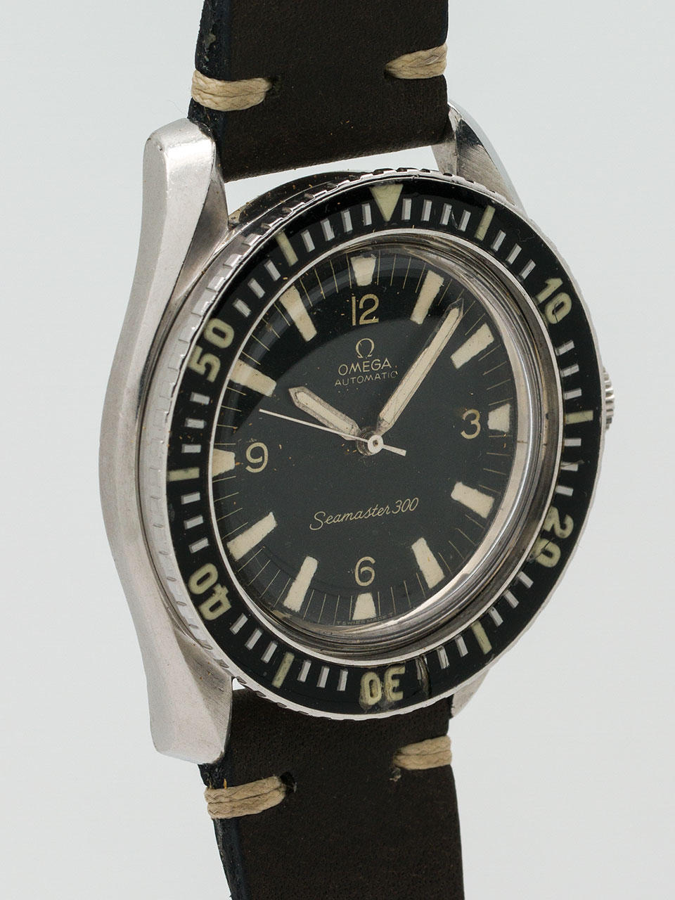 Omega SS Seamaster 300 circa 1964