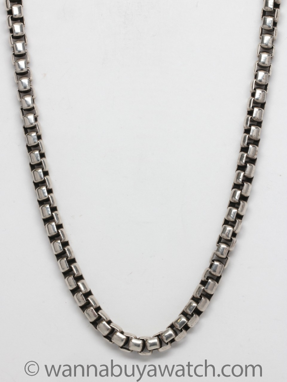 David Yurman Sterling Chain