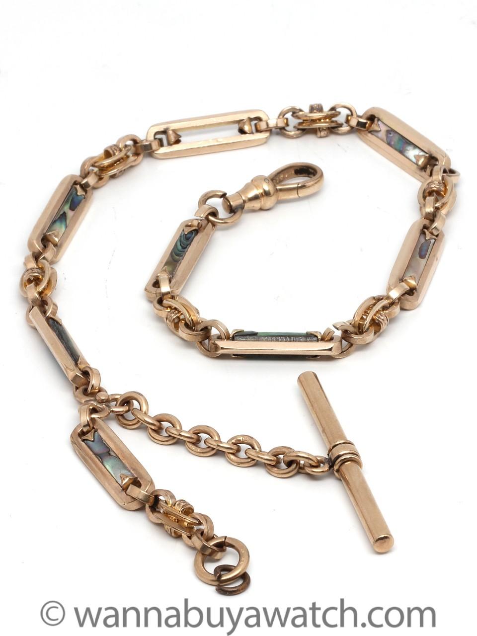 Antique Pocketwatch Chain