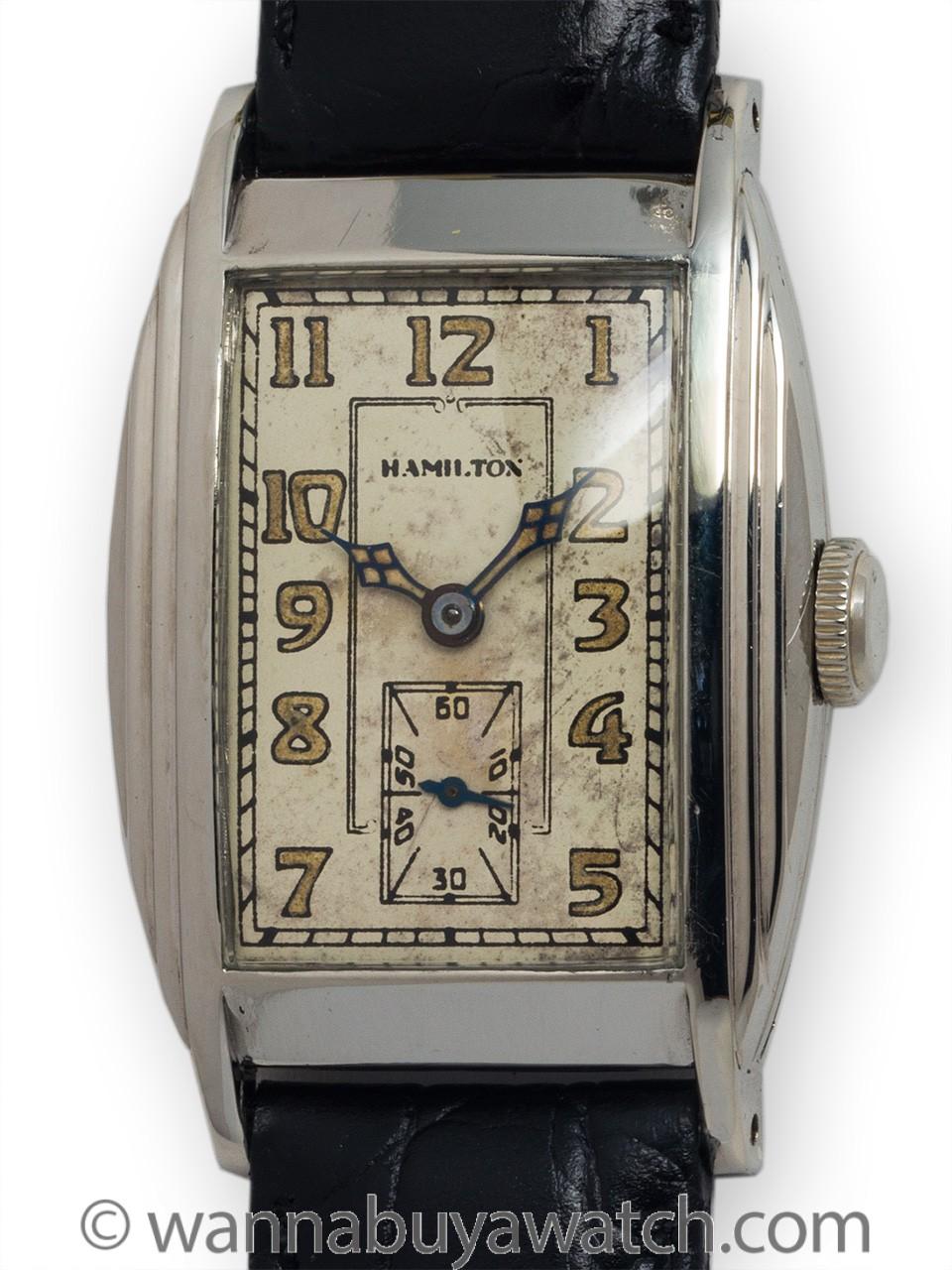 Hamilton Drake WGF circa 1934 MINT!