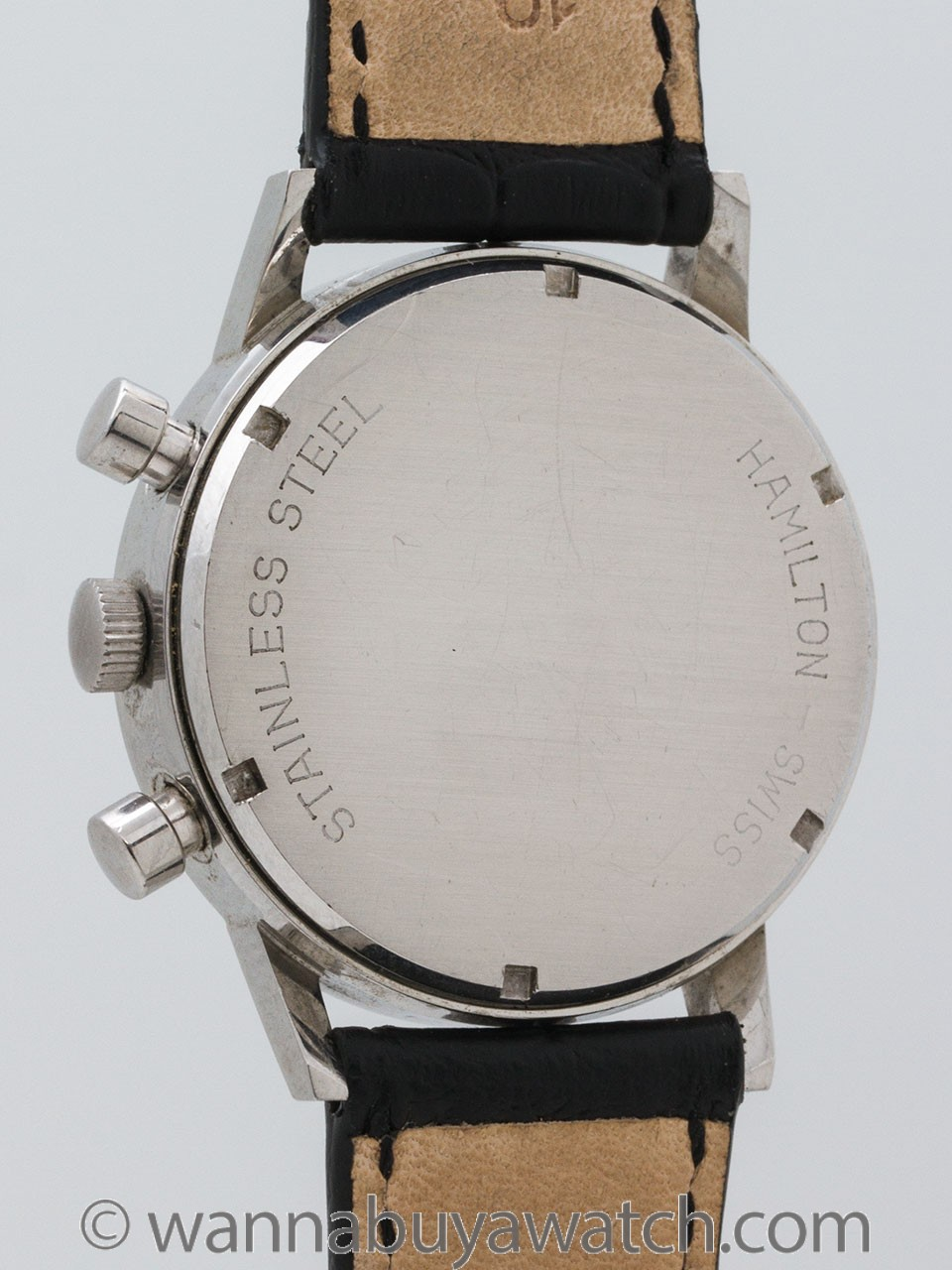 Hamilton SS Chronograph Panda Dial circa 1970