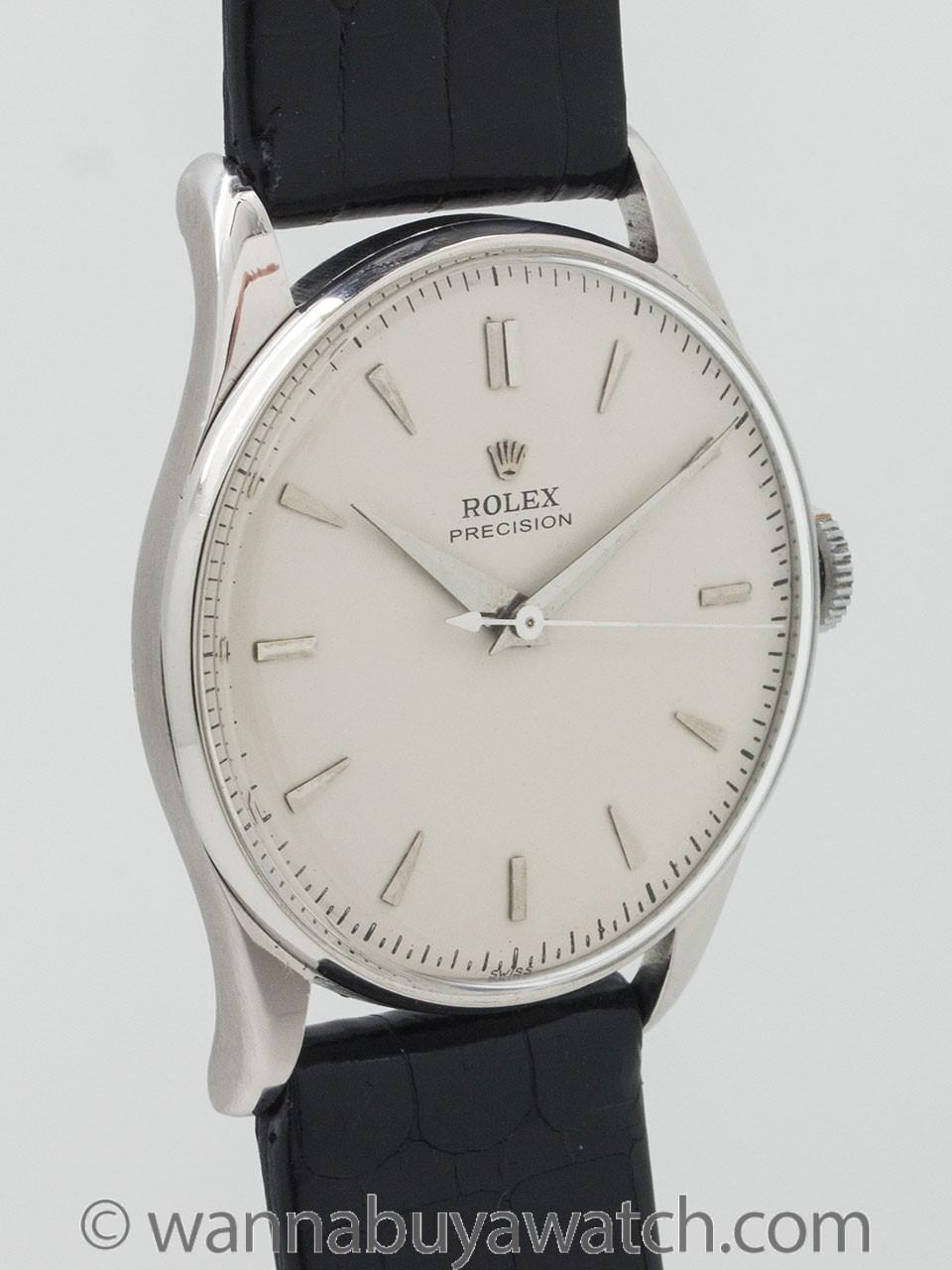 Rolex Dress Model Manual Wind circa 1960