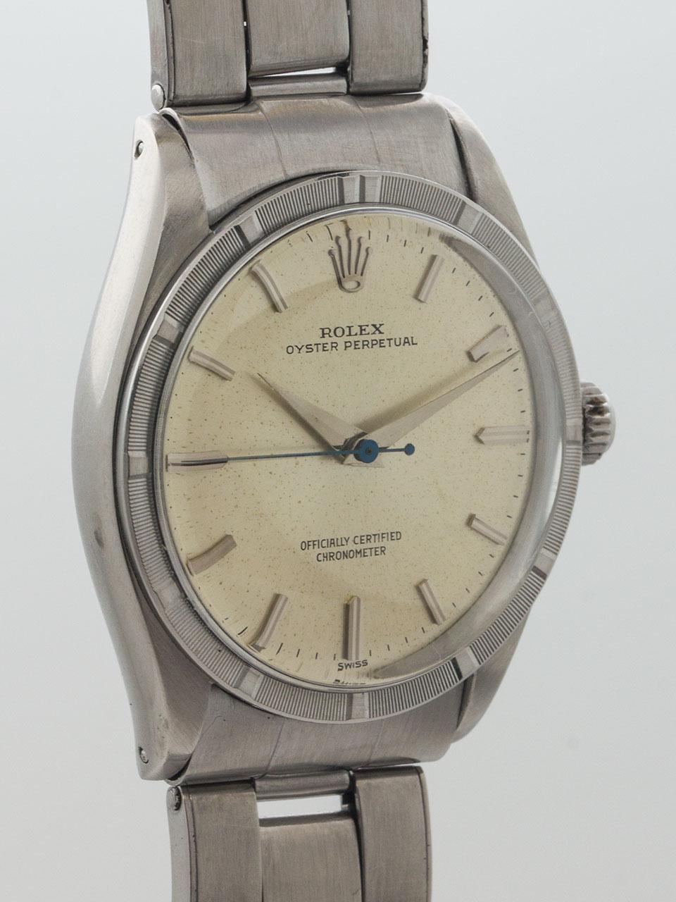 Rolex Oyster Perpetual ref 6569 circa 1957