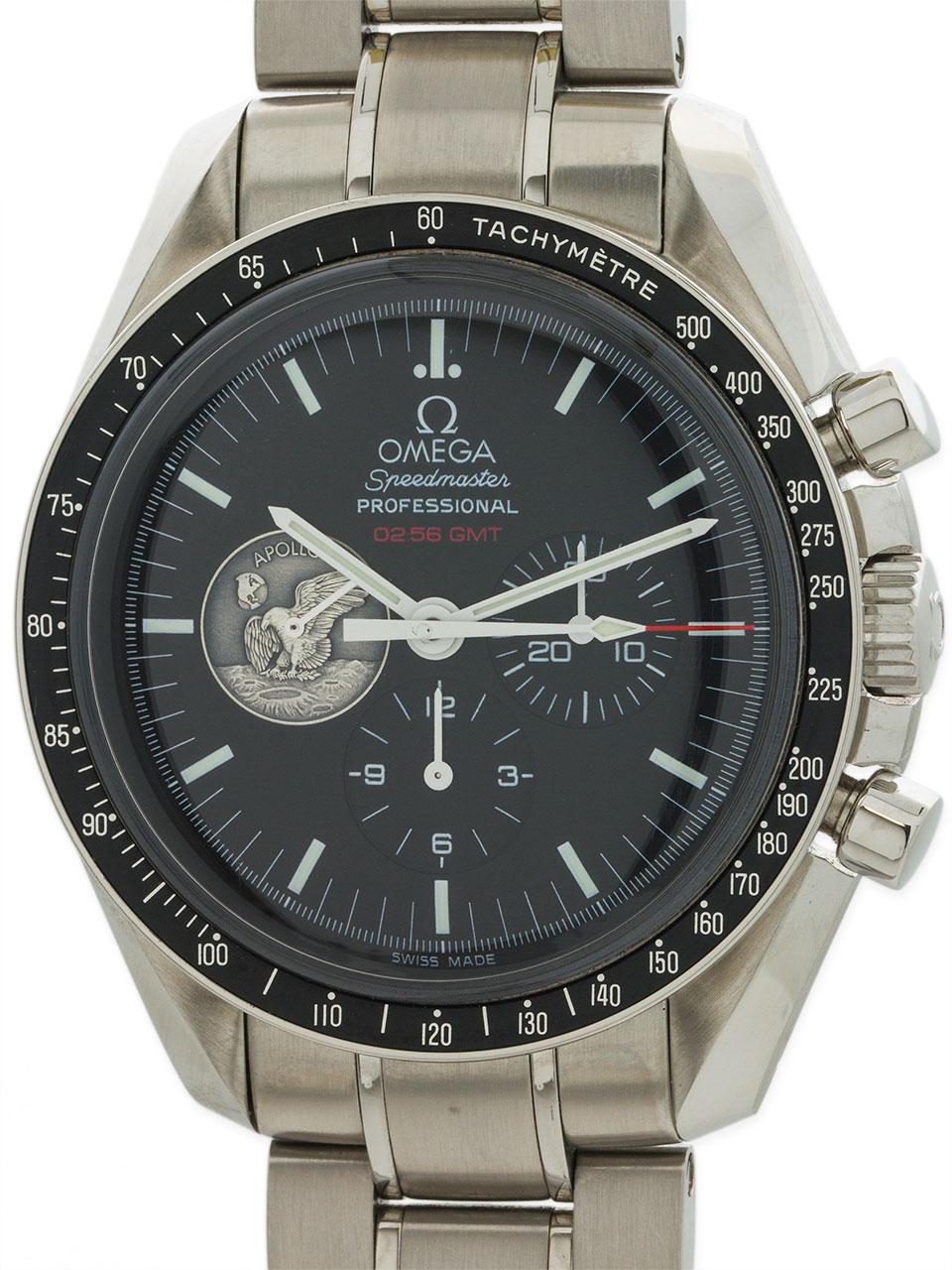 Omega Speedmaster Apollo XI Anniversary Edition