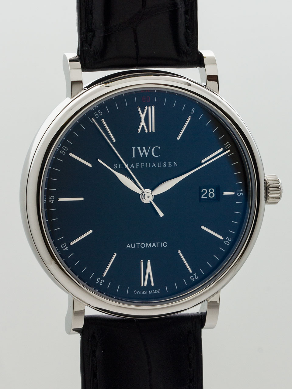 IWC Portofino Automatic w/ Box & Papers