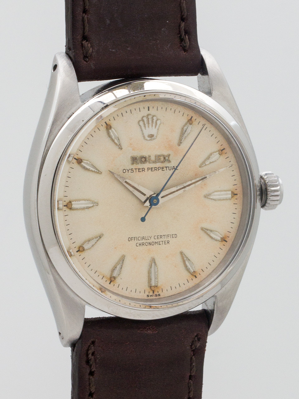 Rolex Oyster Perpetual ref 6564 Original Dial circa 1959