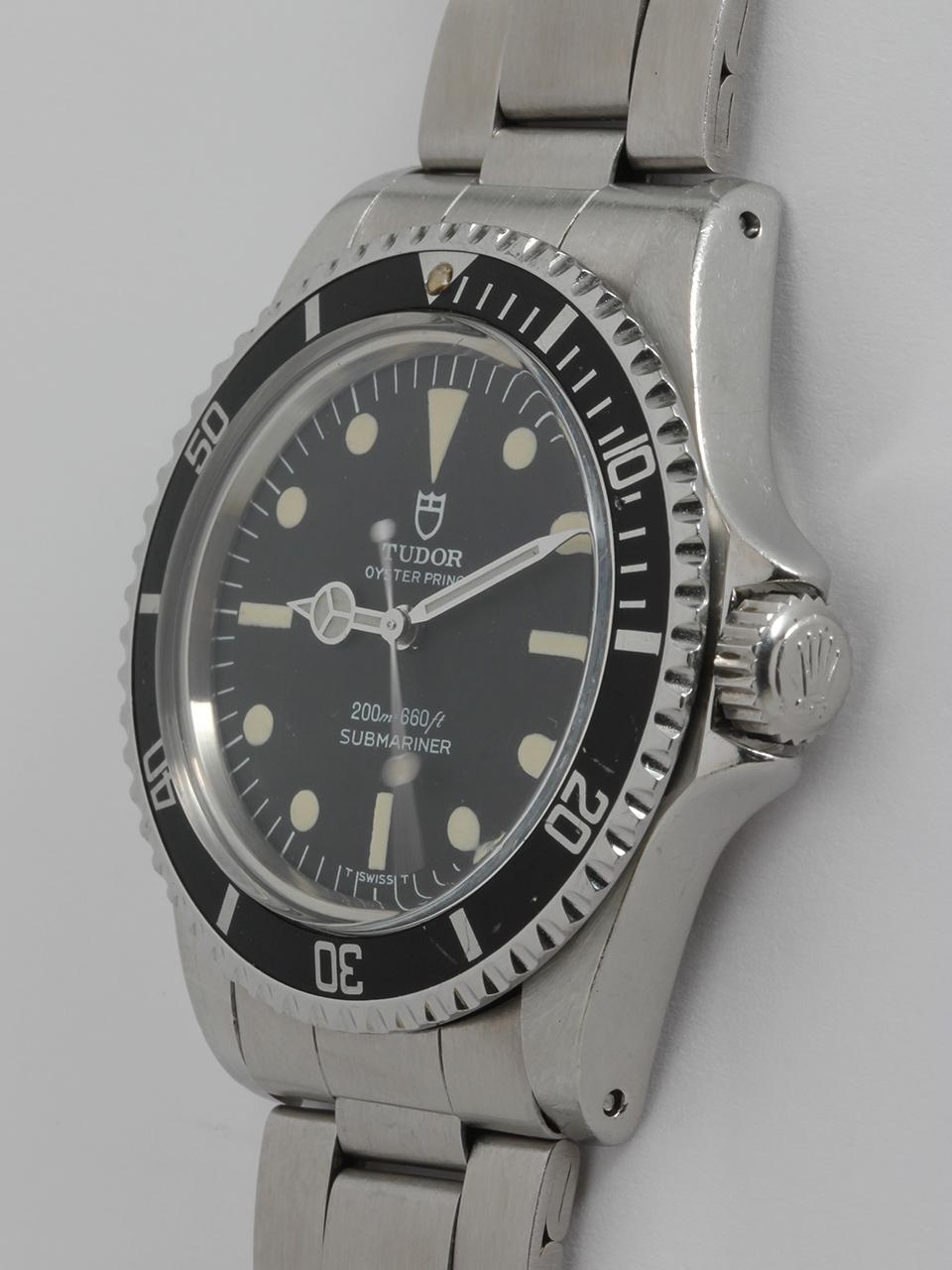 Tudor Submariner ref 94010 circa 1980's