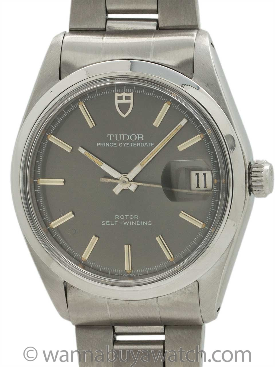 Tudor Prince Oyster Date Perpetual circa 1970's