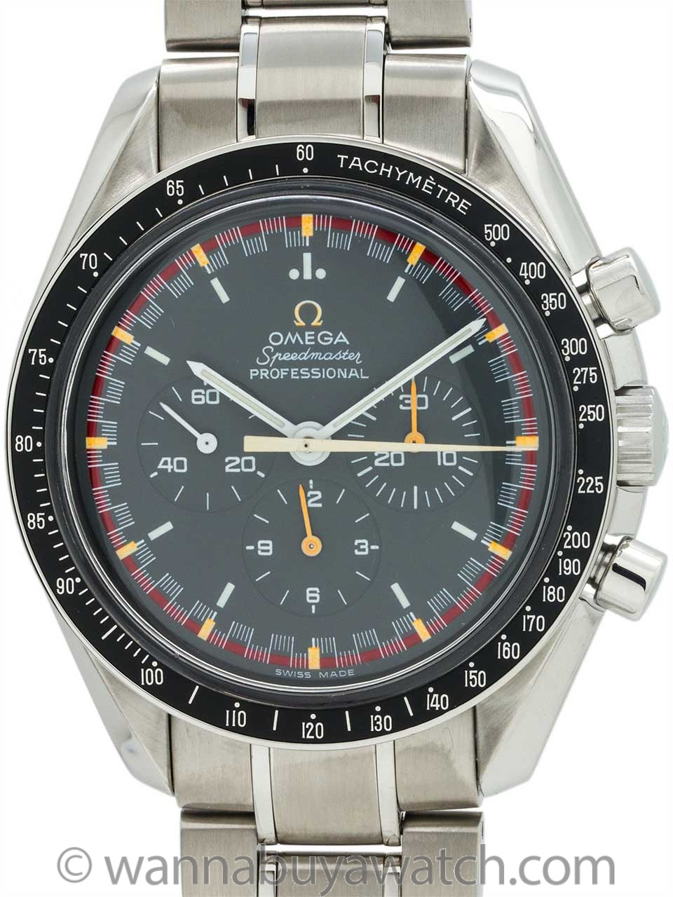 Omega SS Speedmaster Japan Special Racing circa 2004