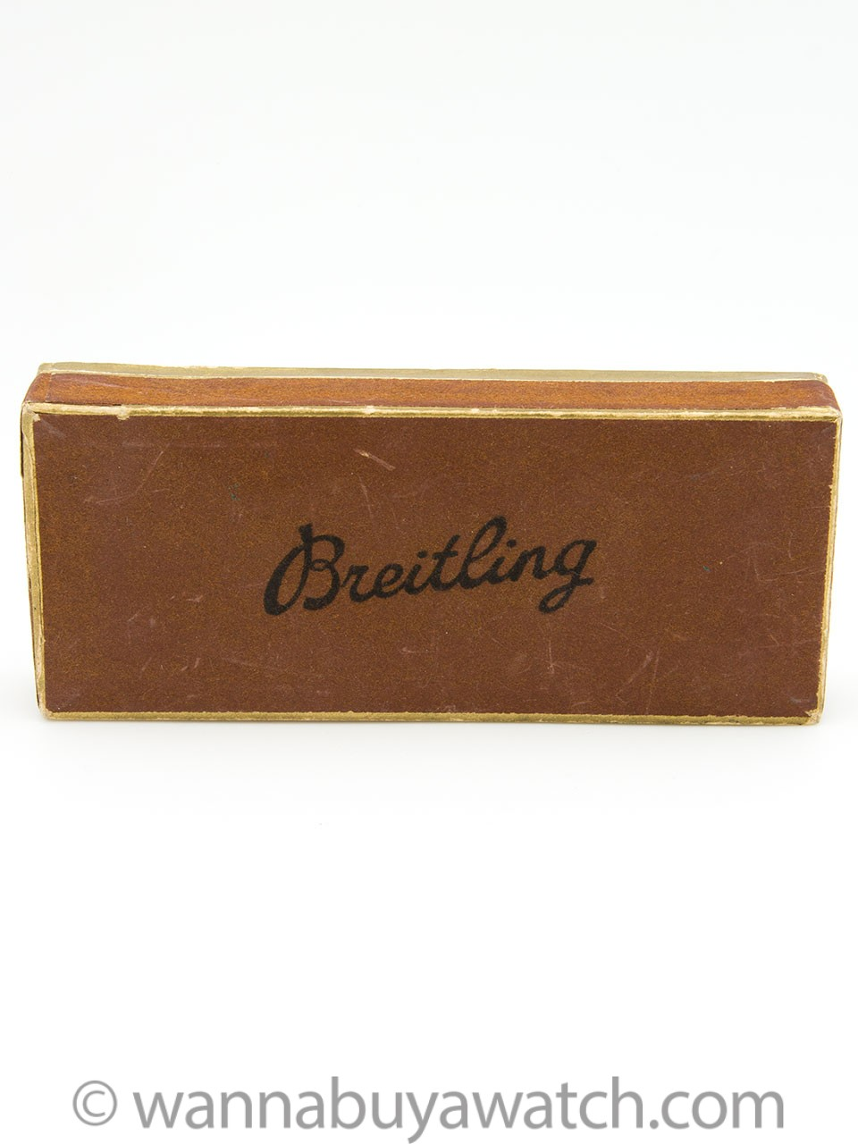 Breitling Chronograph ref 790 circa 1940's Original Box & Tags