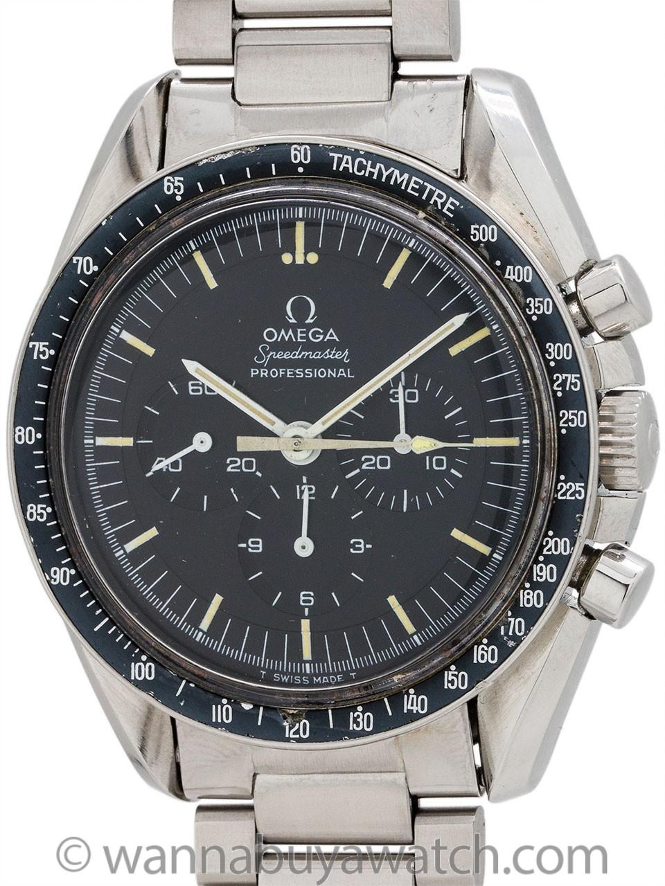 Omega Speedmaster Premoon ref 145.022-69 Calibre 861 circa 1970