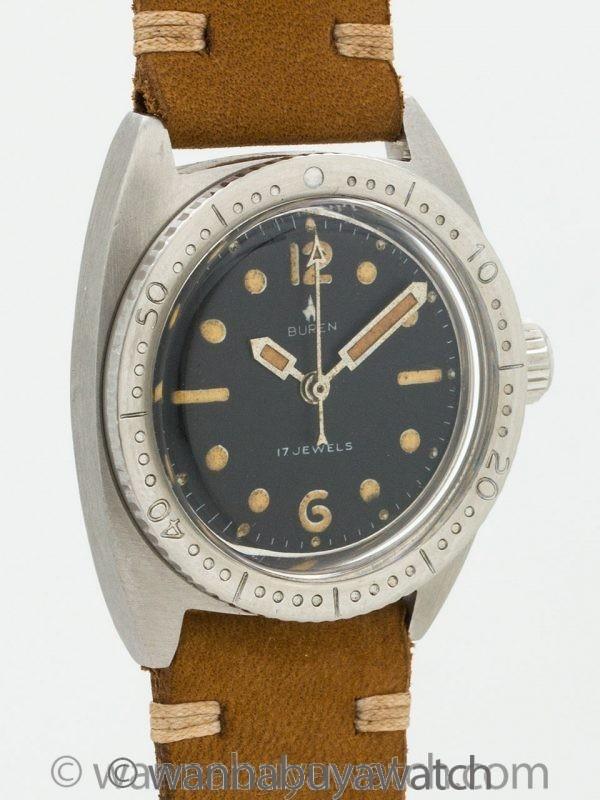 Buren Diver's circa 1960's