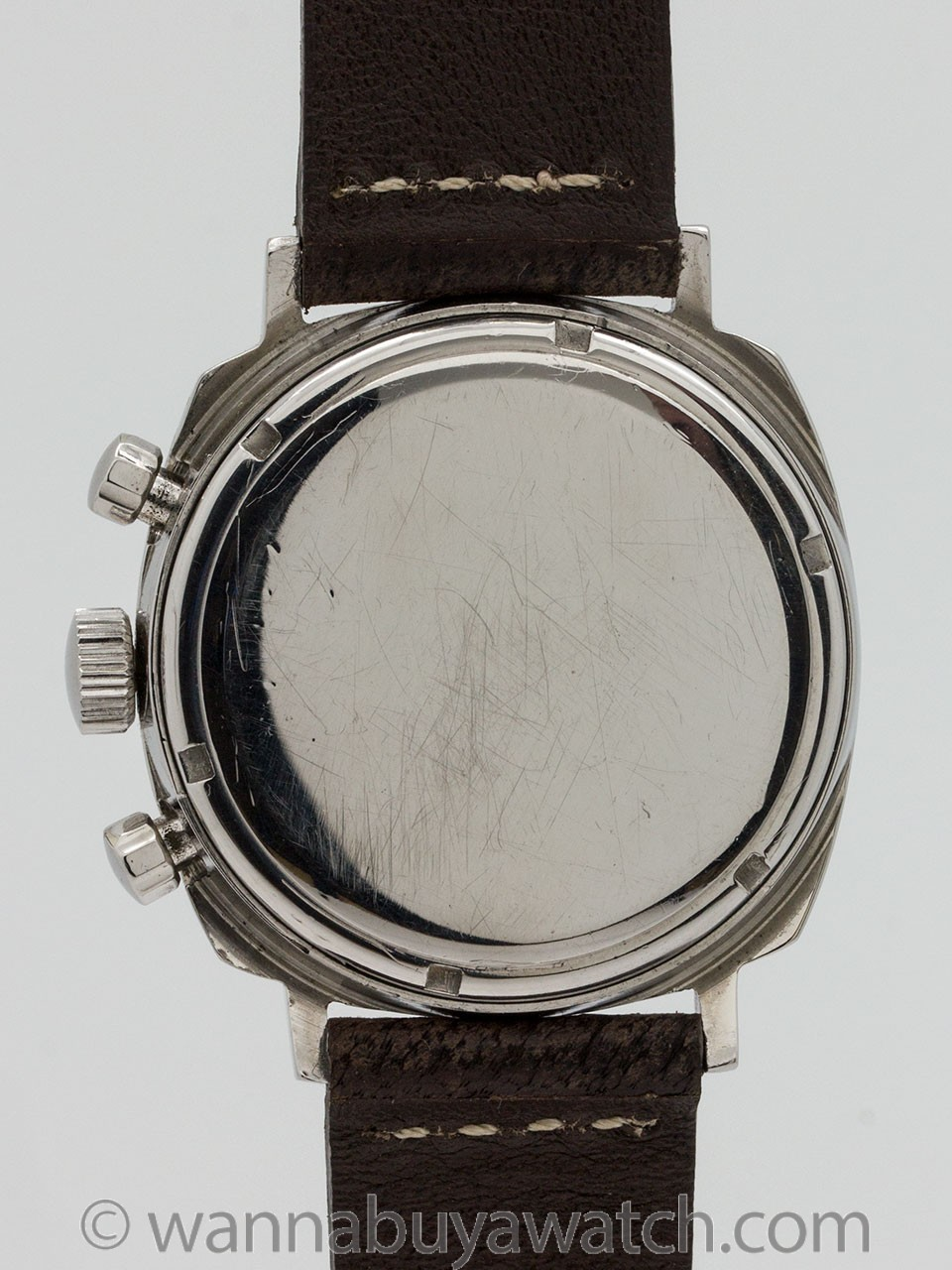 "Heuer Camaro SS Chronograph ""Chocolate"" Dial circa 1960's"