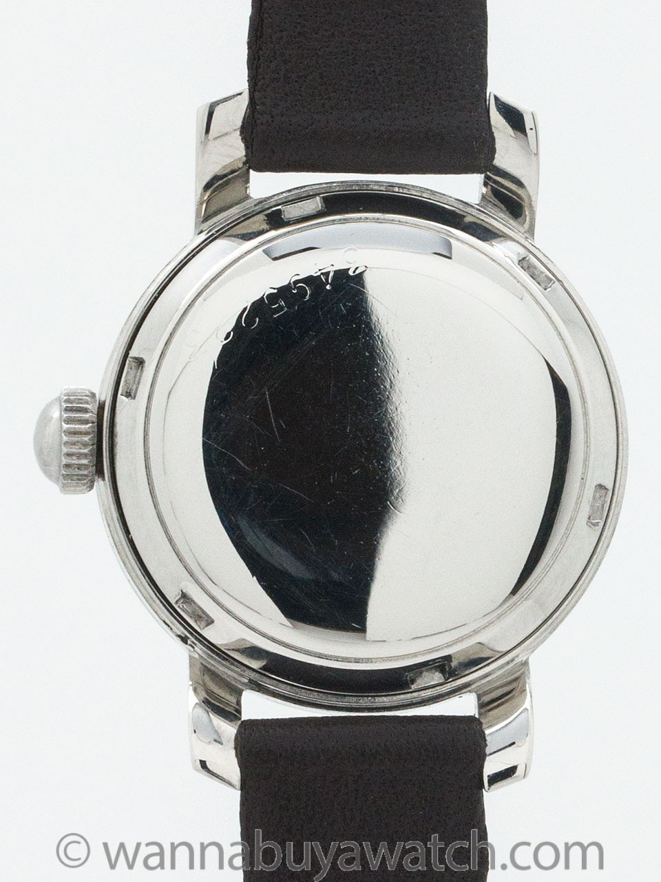 Lady's Eterna-Matic Stainless circa 1950s