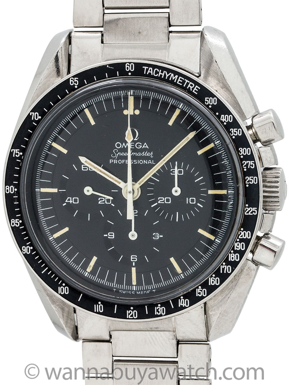 "Omega Speedmaster ref 145.022-69 ""Straight Line Apollo 11"""