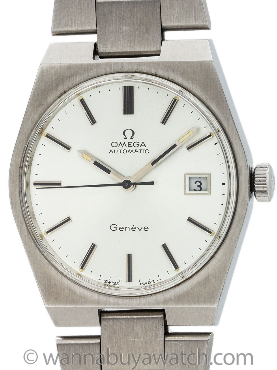 Omega Automatic Geneve ref 166.00.99 circa 1973