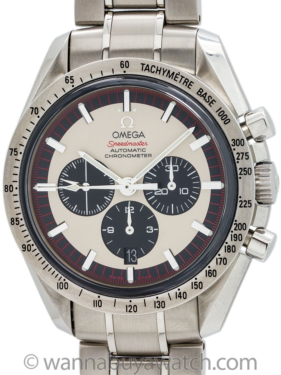 Omega Speedmaster Michael Schumacher The Legend circa 2004