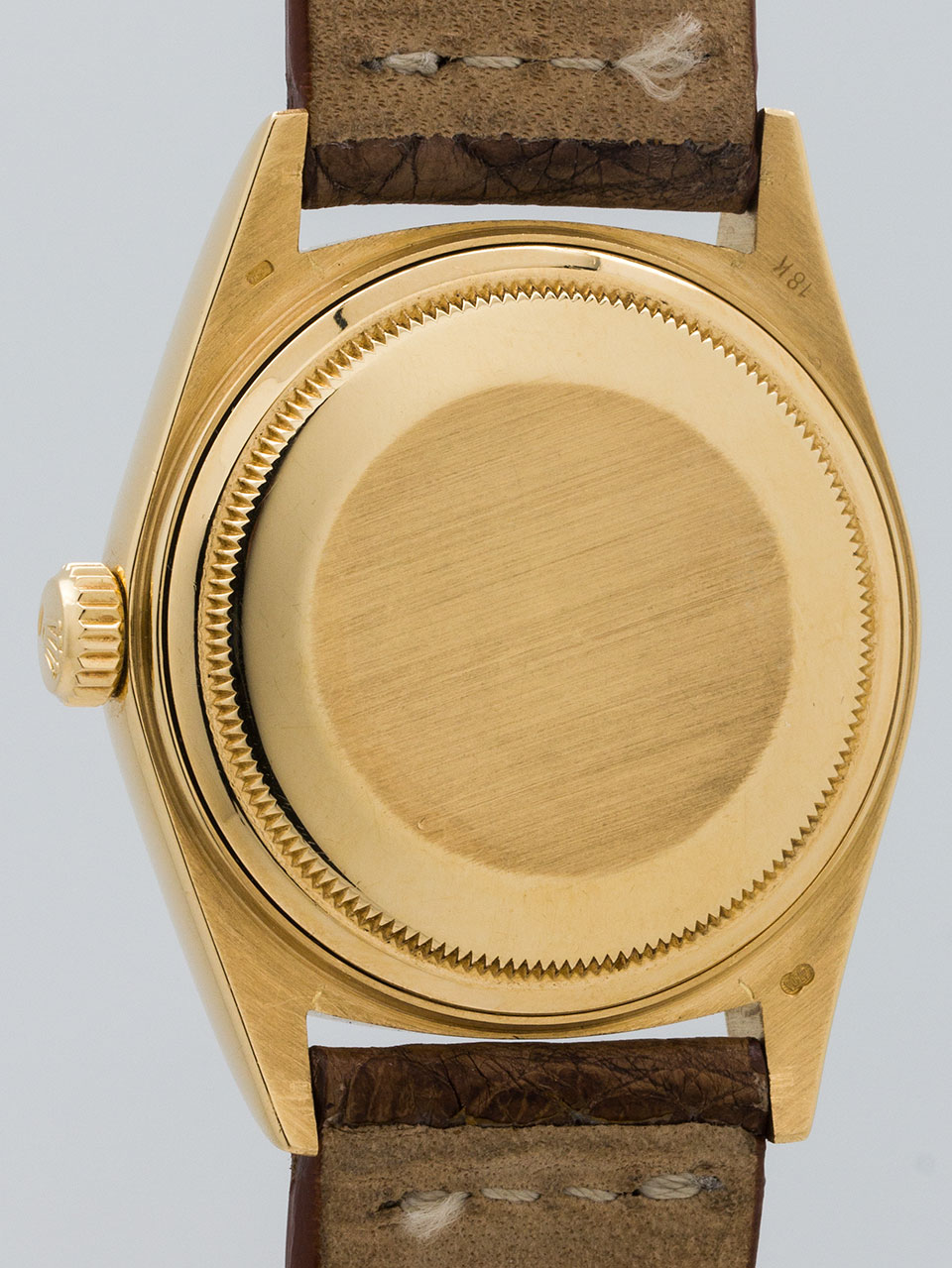 Rolex 18K YG Day Date President circa 1987 (not only for CEO'S!)