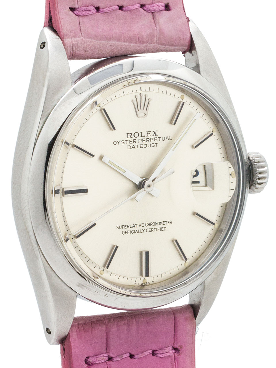 Rolex Datejust ref 1603 Stainless Steel circa 1972
