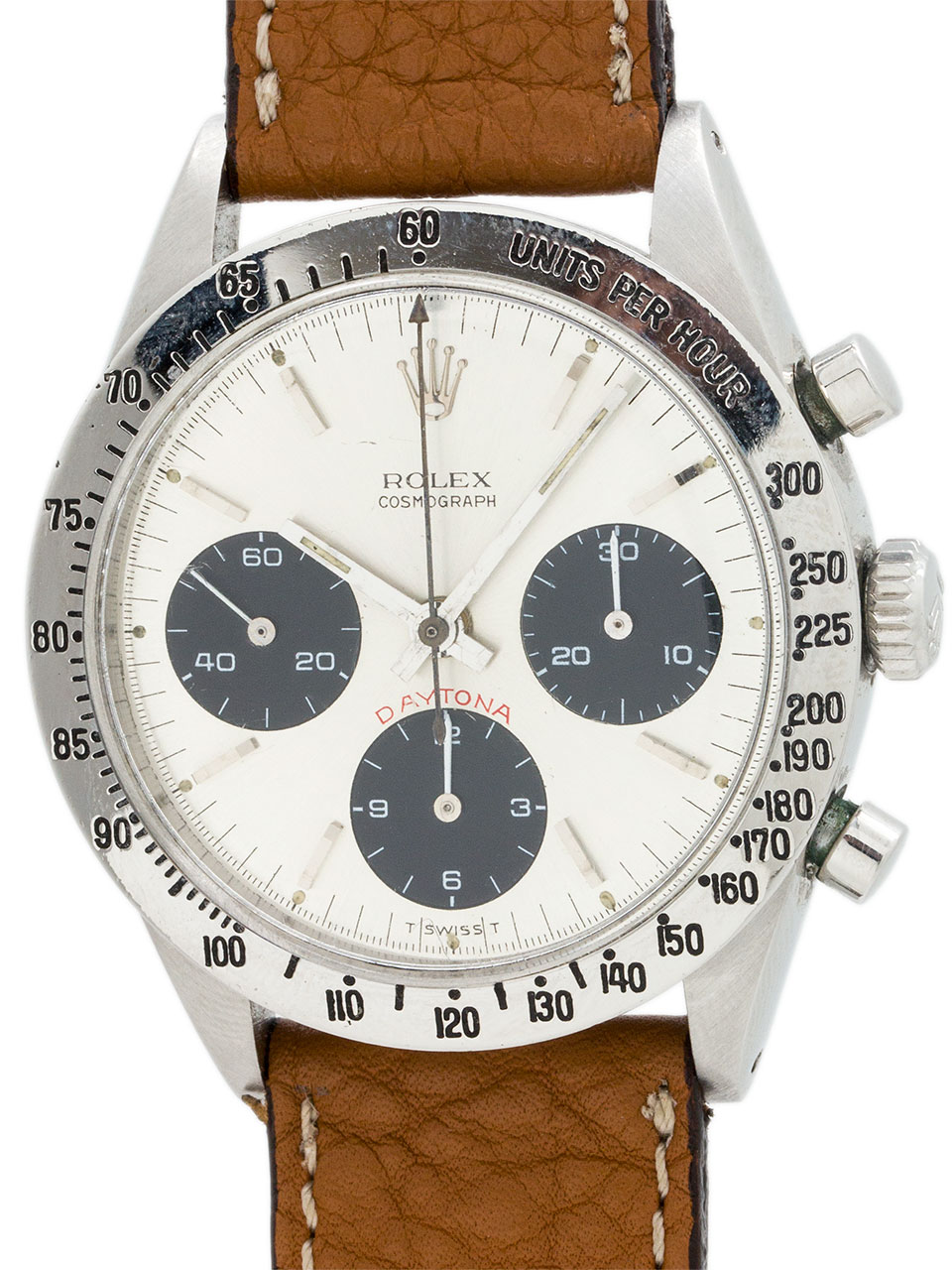 "Rolex Daytona ref 6239 ""Cherry Red"" circa 1966"