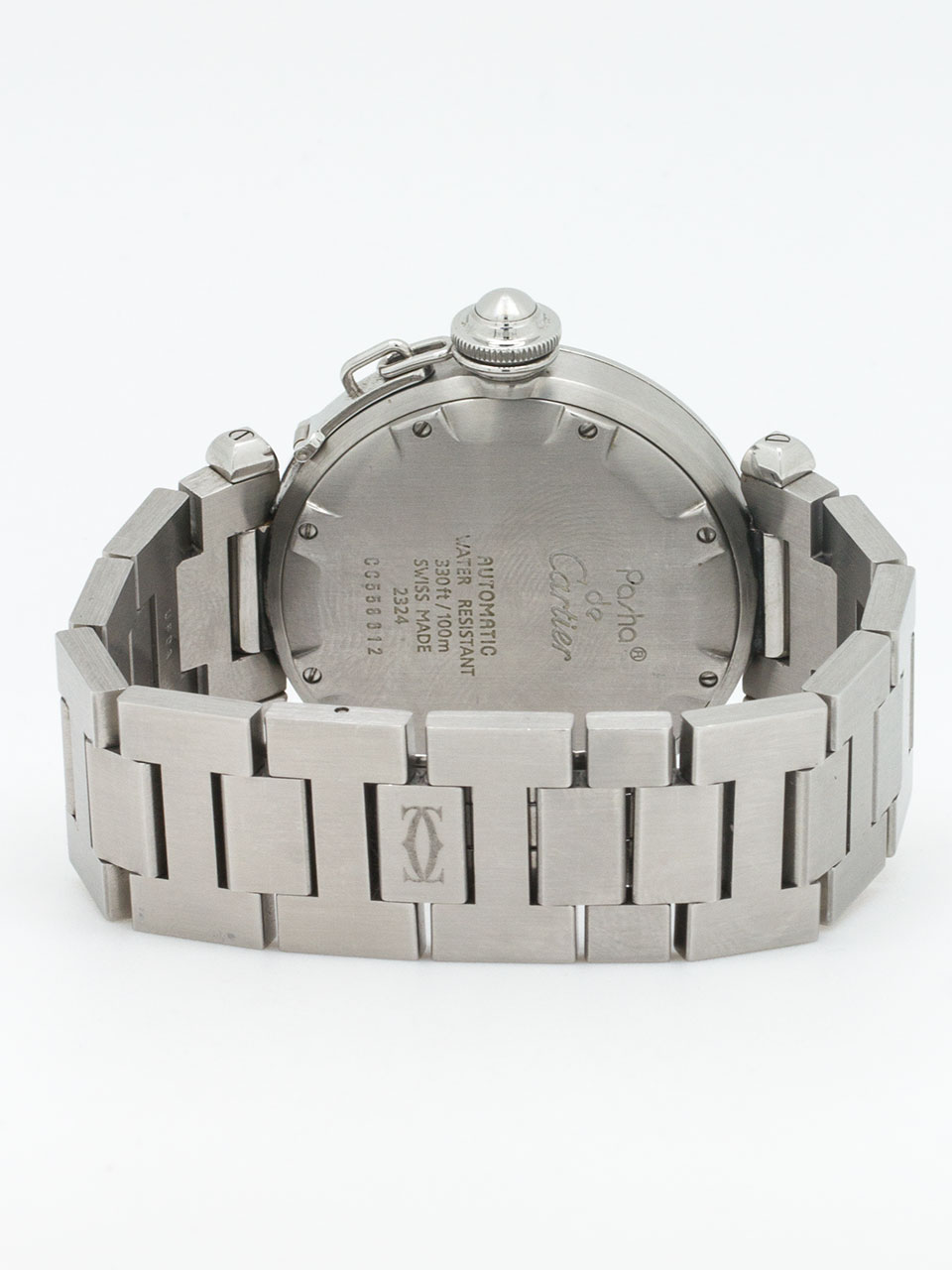Cartier Pasha Stainless Steel circa 2000s