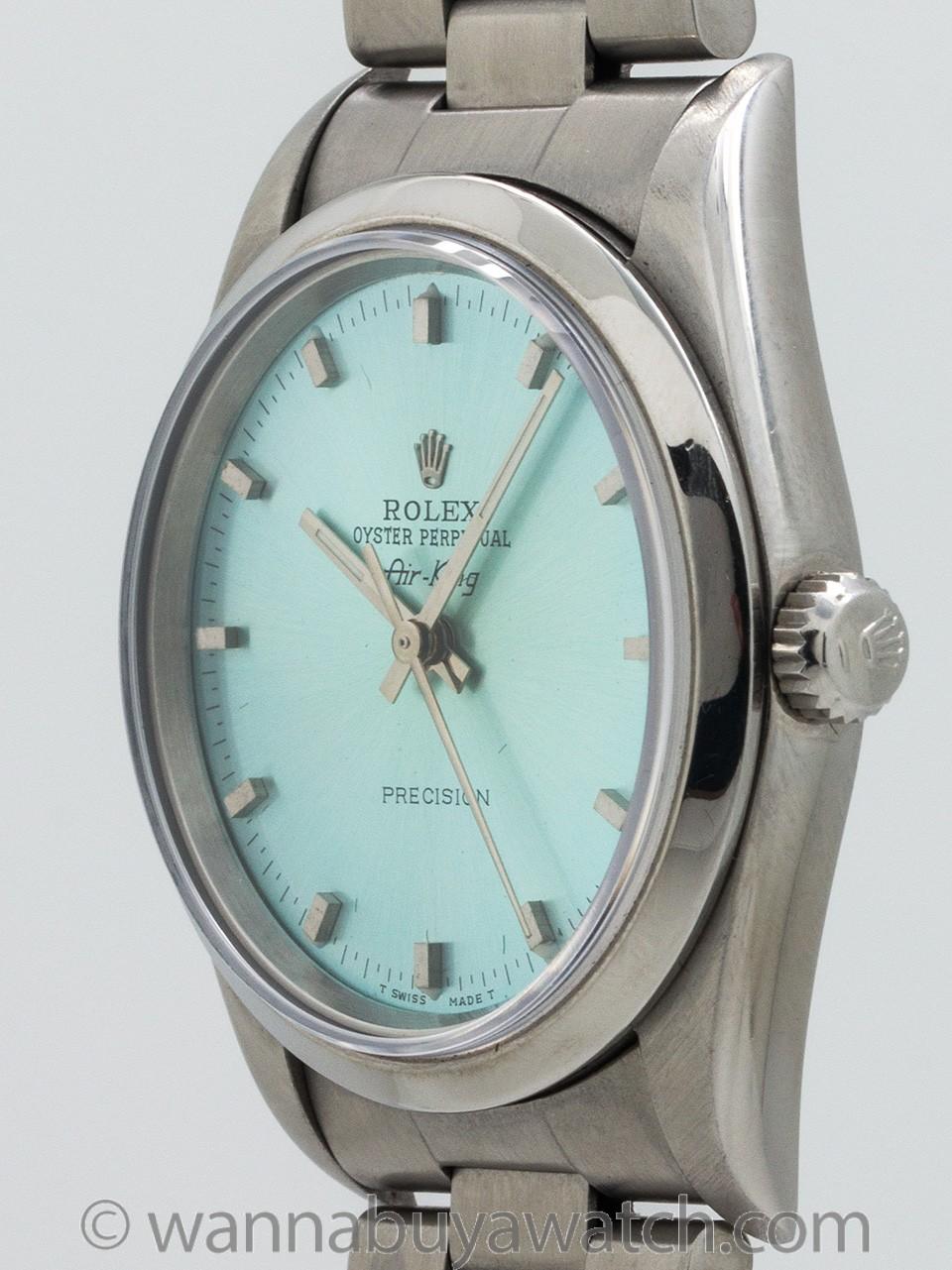 Rolex Oyster Perpetual ref 14000 circa 1996