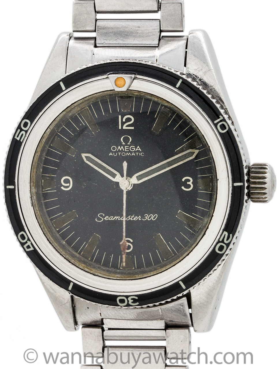 Omega Seamaster 300 ref 165.104-64 circa 1965
