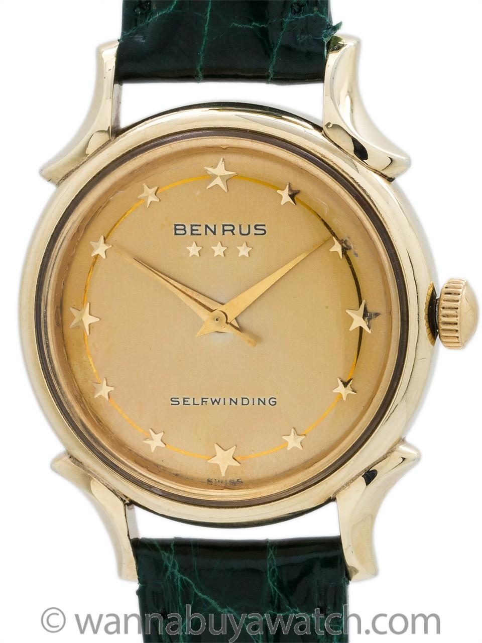 Benrus Star Dial Automatic circa 1959