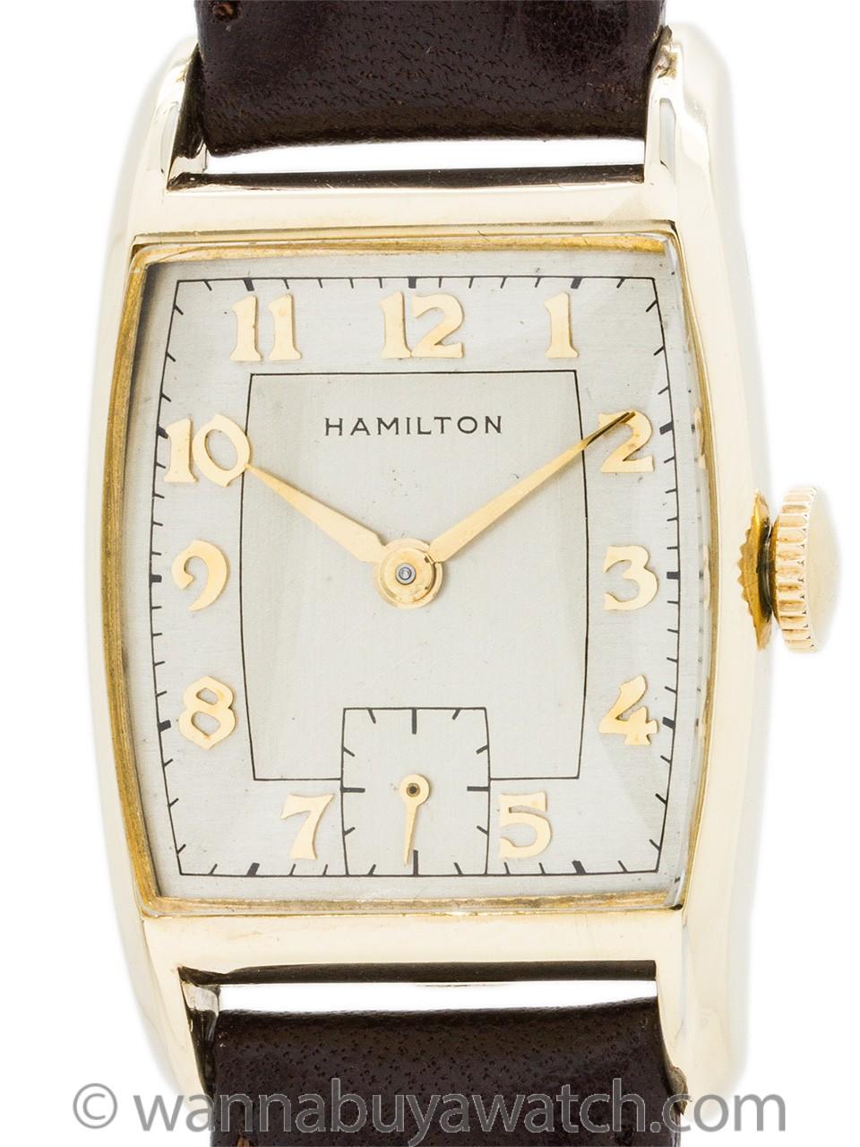 "Hamilton YGF ""Austin"" circa 1946"