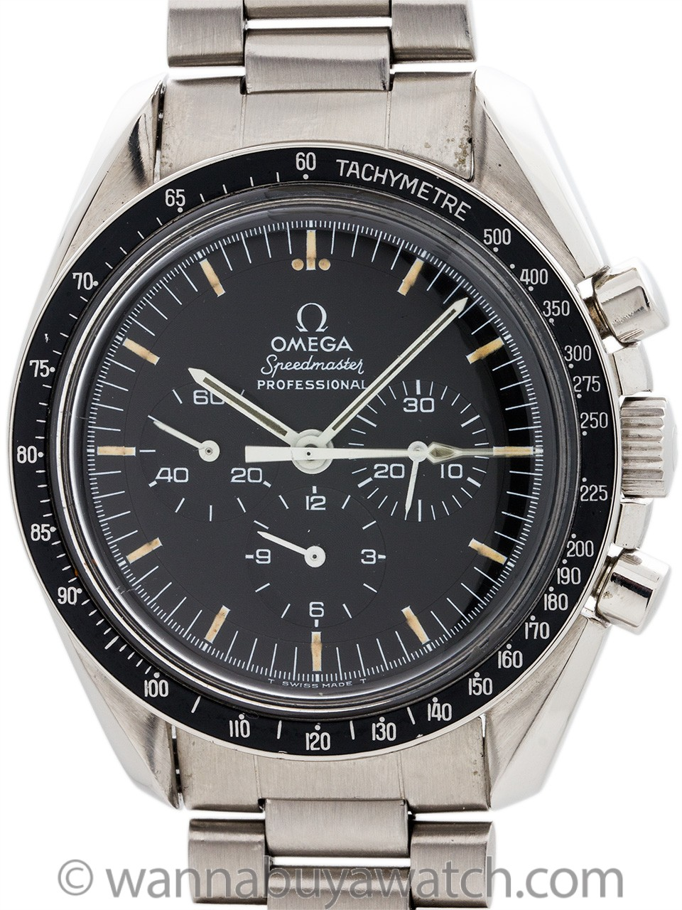Omega Speedmaster Man on the Moon ref 145.022-71 circa 1970
