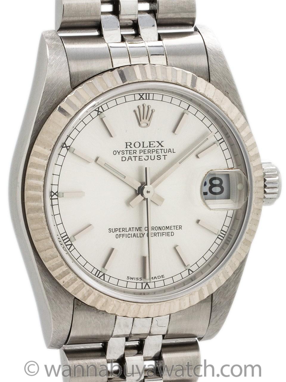 Rolex Midsize Datejust ref 78274 circa 1998