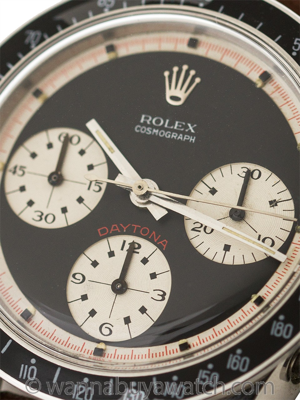 "Rolex ""Paul Newman"" Daytona ref 6241 circa 1967"
