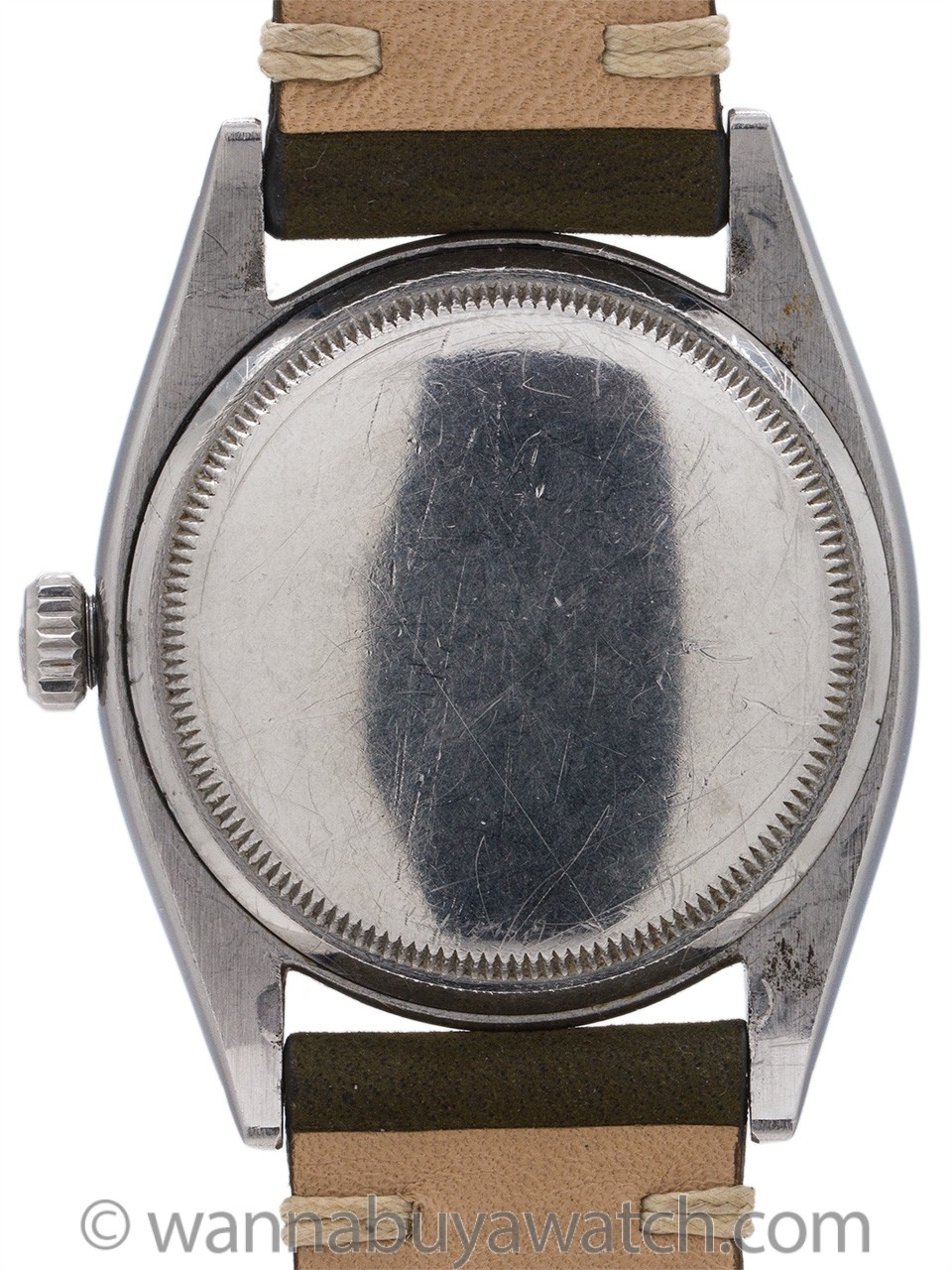 Rolex Early Datejust ref 6305-1 Red Lettering circa 1955