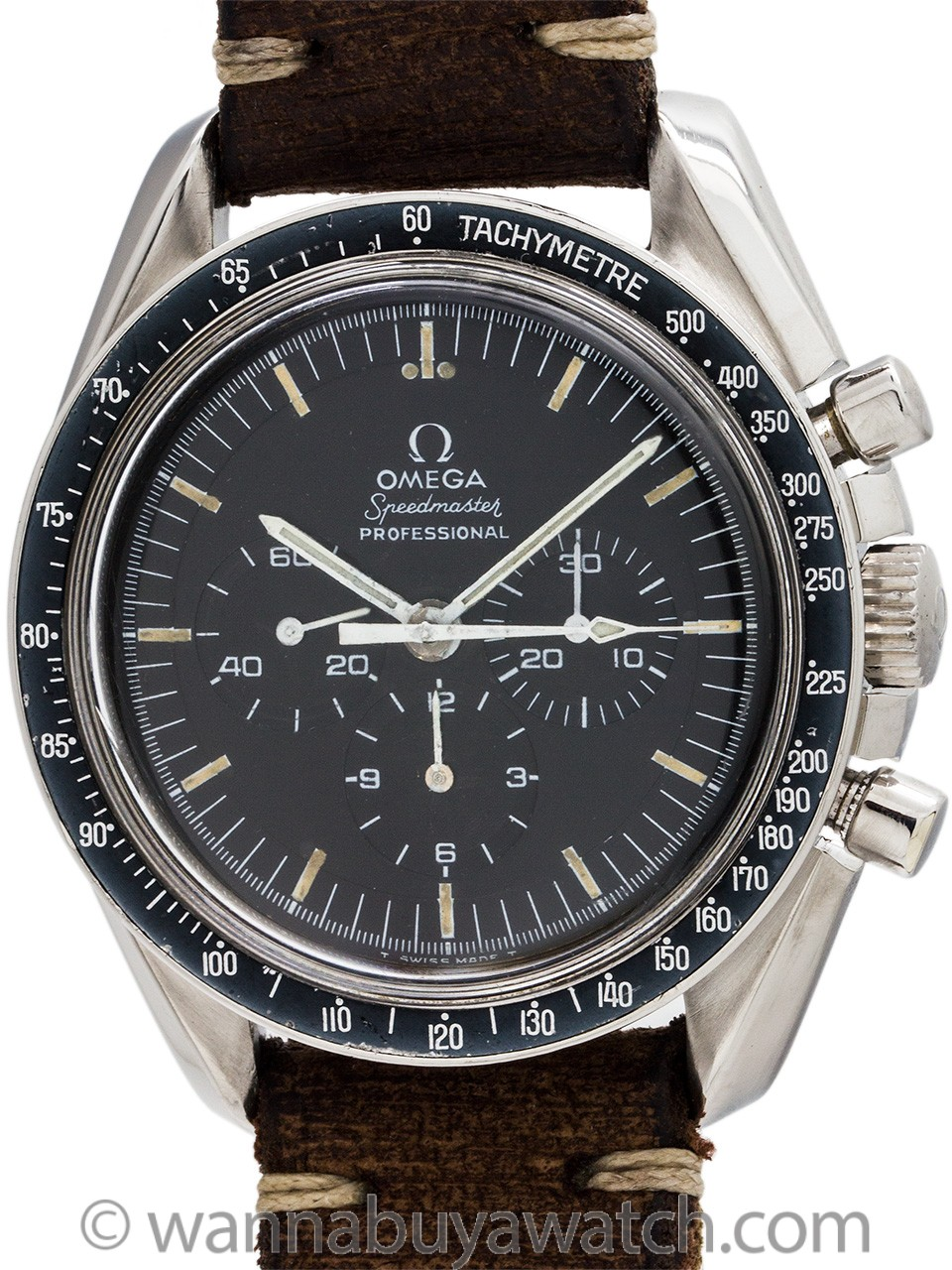 Omega Speedmaster Pre Man on the Moon ref 145.022-69 circa 1969