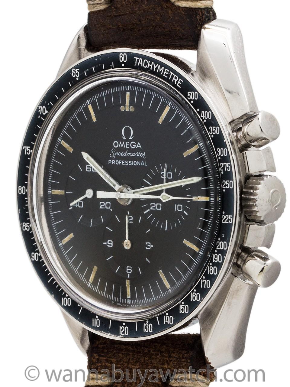 Omega Speedmaster Pre Man on the Moon ref 145.022-69 circa 1969
