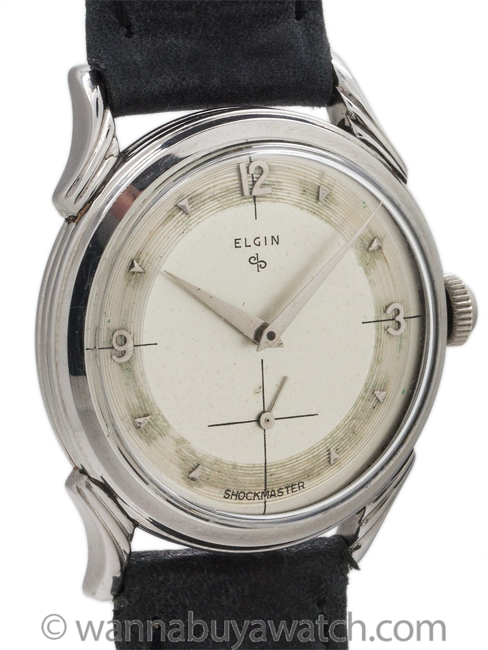 "Lord Elgin Stainless Steel ""LP"" circa 1950's"