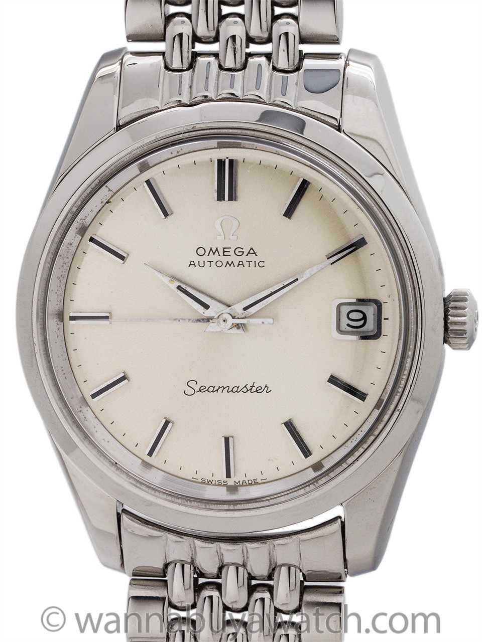 Omega Seamaster Automatic ref 168.024 circa 1970 Exceptional!