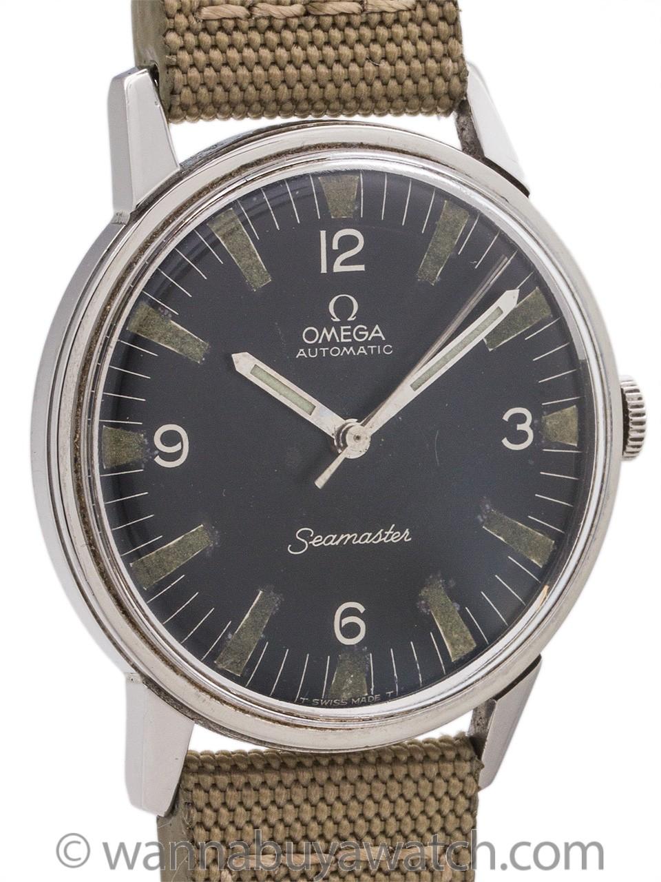 Omega Seamaster ref 163.002 circa 1966