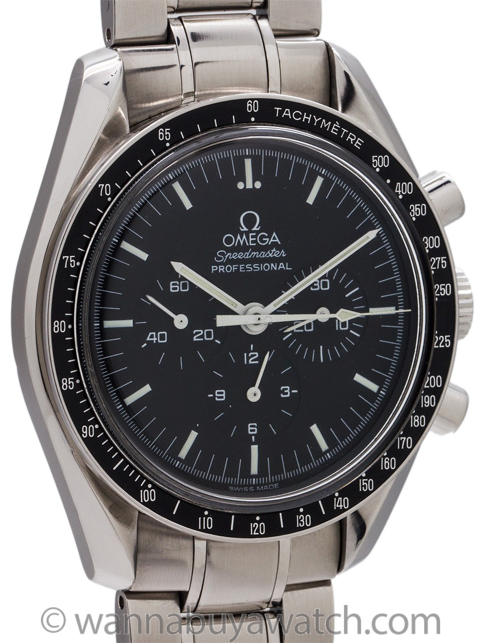 Omega Speedmaster Display Back ref# 3572.50 circa 2000s