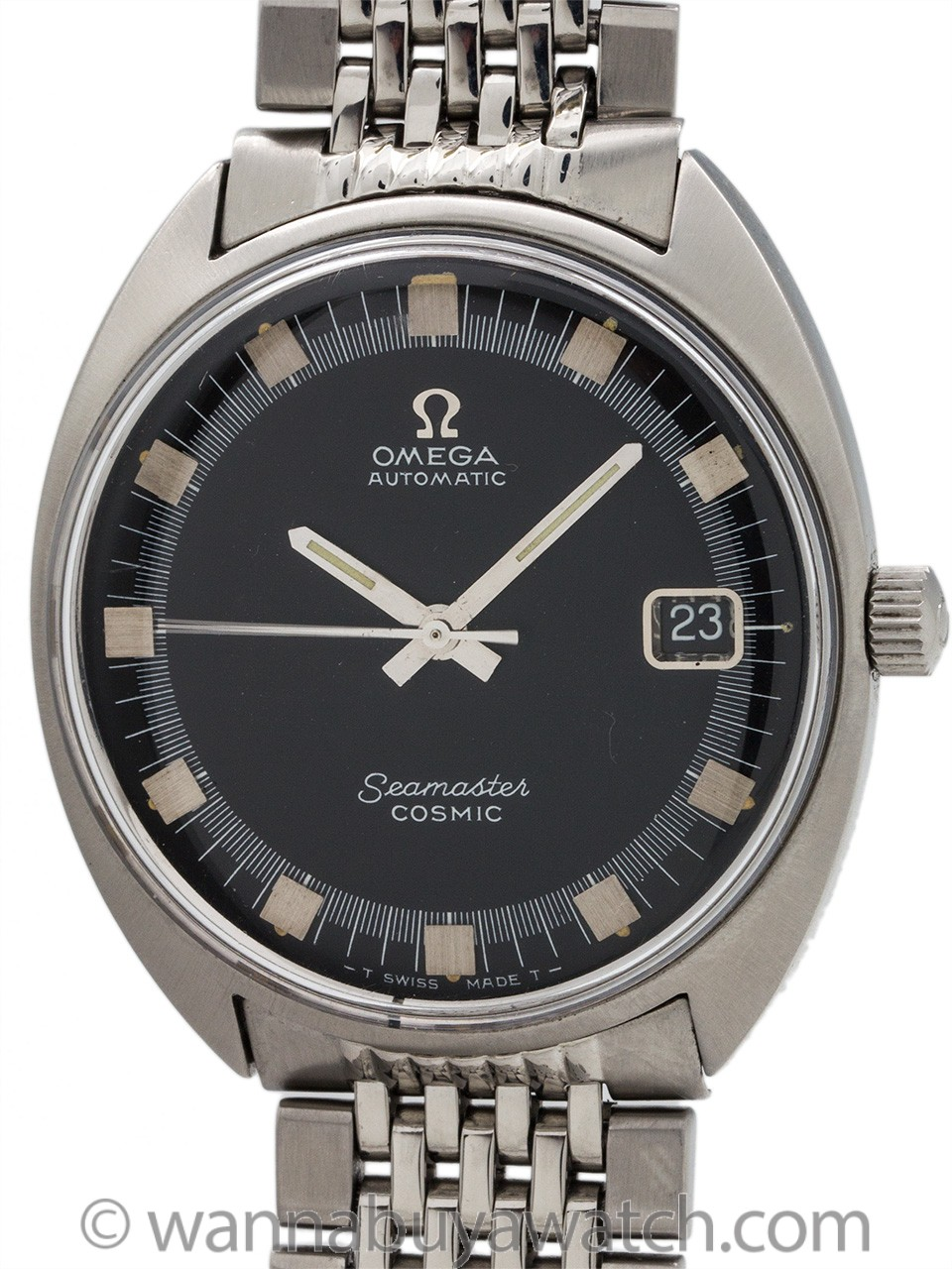 Omega Automatic Seamaster Cosmic circa 1970