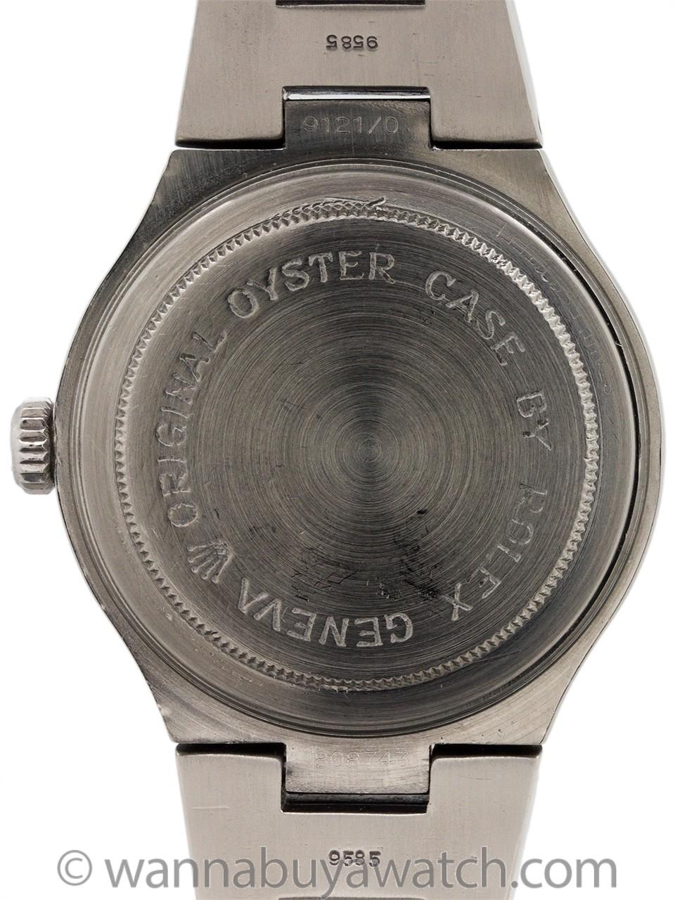 Tudor Prince Diver's Oysterdate ref 9121/0 circa 1973