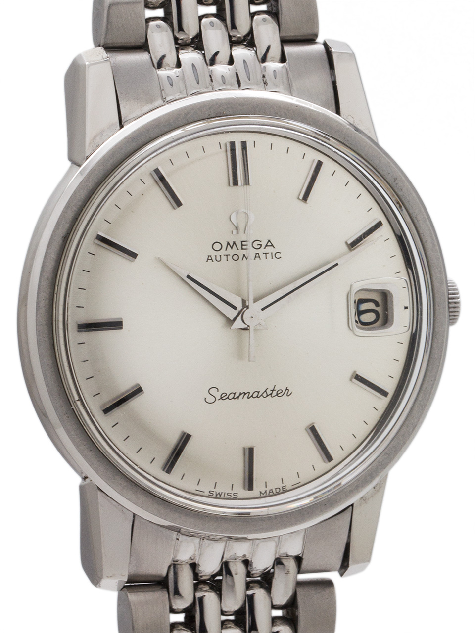 Omega Seamaster ref 166.003 circa 1967 Exceptional!